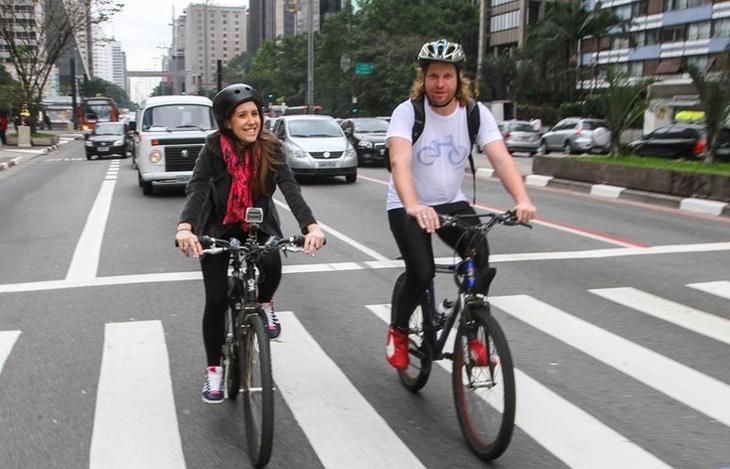 Bicicleta: transporte ou saúde?